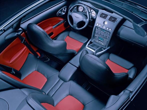 2005 Mansory Aston Martin Vanquish S. Aston Martin Vanquish