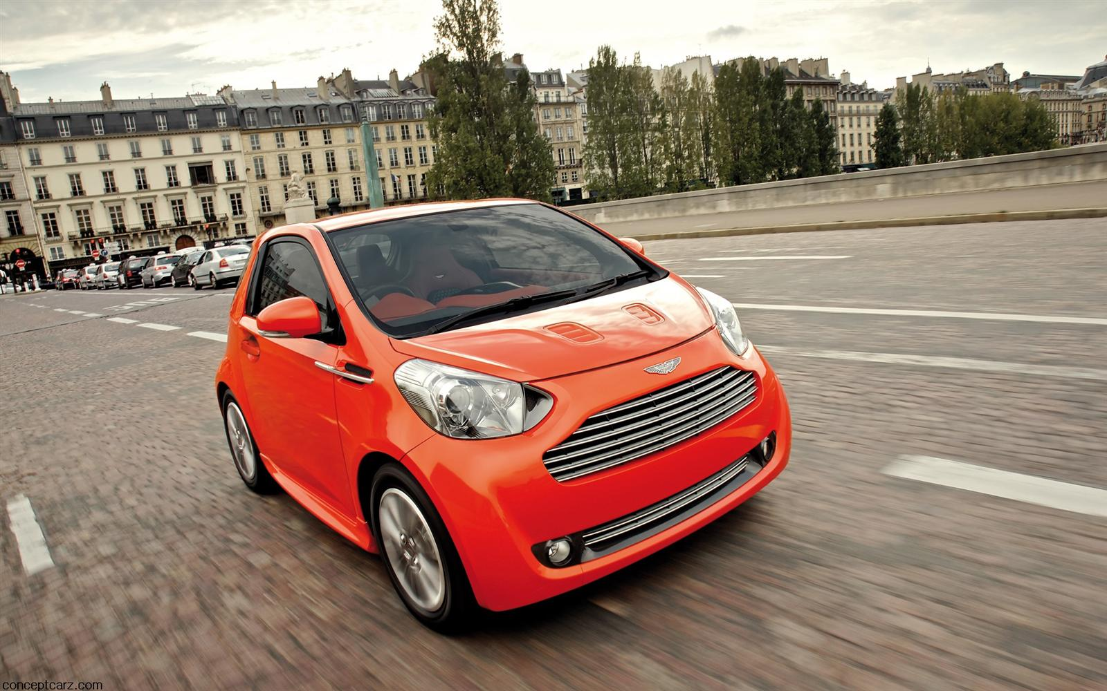 super speed cars 2011 aston martin cygnet super speed cars used cars. Black Bedroom Furniture Sets. Home Design Ideas