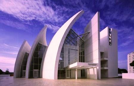 Architettura catania cos 39 l 39 architettura contemporanea for L architettura moderna