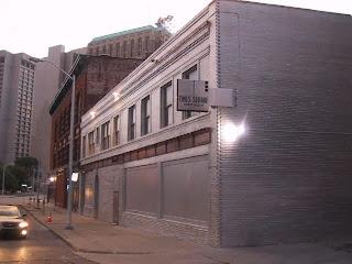 Detroit gay history Times Square Detroit Michigan Gay bar