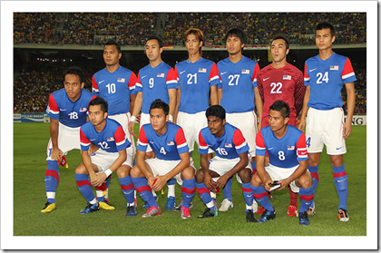 malaysian football team unfortunately the win over malaysia in the