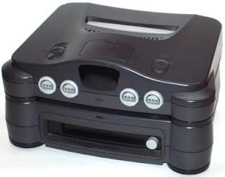 N64 mit 64DD
