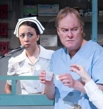 One Flew Over the Cuckoo's Nest as Nurse Flinn
