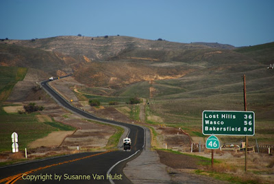 Sue S Daily Photography Leaving Solvang To Wasco Ca