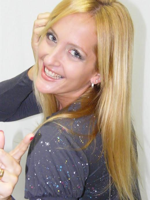 Essa é Patricia Cortizo: Mestre de Cerimonias e Apresentadora