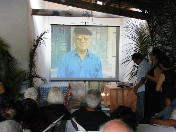 """Apresentação do Filme """" Cine Maracangalha"""" sob a direção de Rada Rezedá"""