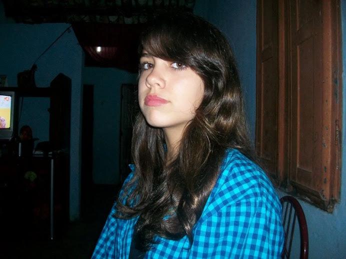 Analu, aluna da CAP Escola de TV acabou de gravar um comercial para a Camara dos Vereadores de SSA