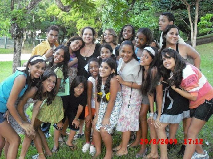 Atores da CAP Escola de TV em Salvador gravam filme Pelo Contrario