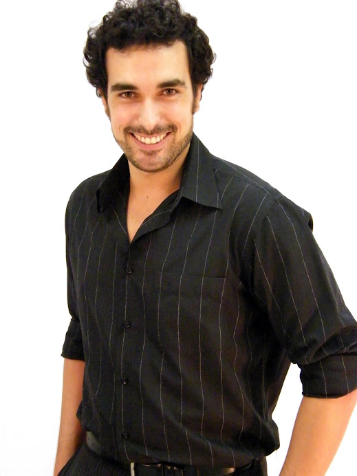 PAULO CAMAROTTI - apresentador da TV LFTV, no comando de programa de esportes. Foto By Beto Magno