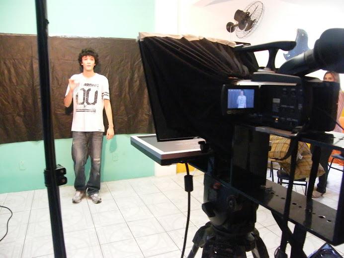 ALUNOS DA CAP ESCOLA TV E CINEMA