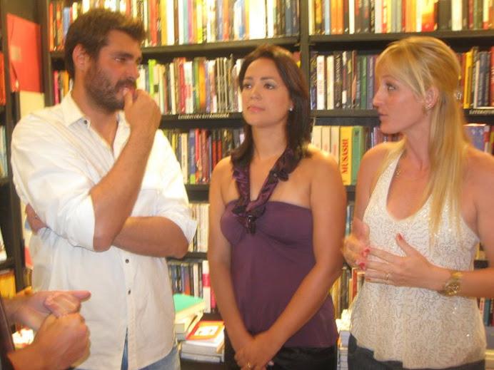 THYAGO LACERDA , KALIANDRA E PATRICIA