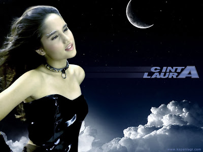 wallpaper cinta laura