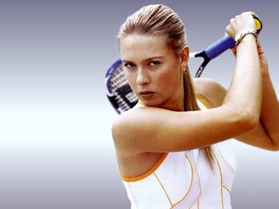Sharapova  on Is The Gallery Of Tennis Stars  Maria Sharapova Hot Shoot Wallpaper