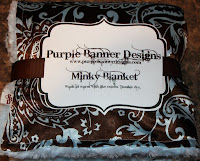 Minky Blankets