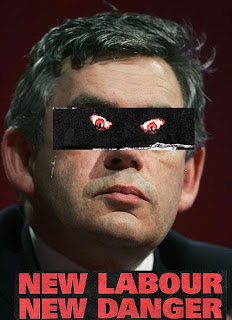 Gordon Brown eyes
