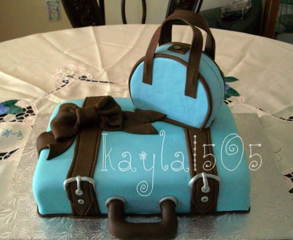 Scrapcaking Shark Cake Suitcase Cake And A Minor Freak Out