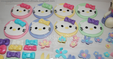 Deco Cupcake Hello Kitty : Hello Kitty Cupcake Decorations (and Amazing Mold Putty ...