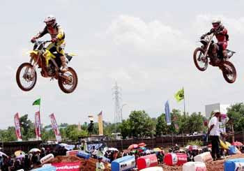 Jadwal Supercross Indonesia