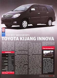 Mobil Keluarga Ideal Terbaik Indonesia - admin-peluangusahadanbisnis.blogspot.com