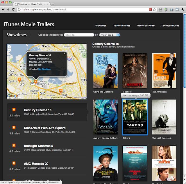 Itunes Movie Trailers.html | Autos Weblog