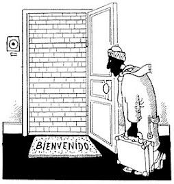 EN EL 2010 NO PODES ANDAR PENSANDO EN FRONTERAS, EN DIFERENCIAS ENTRE EXTRANJEROS,