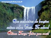 rios cascatas