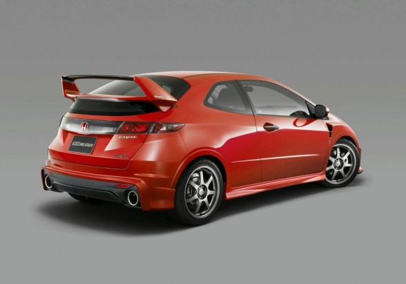 2009 Mugen Honda Civic Type R