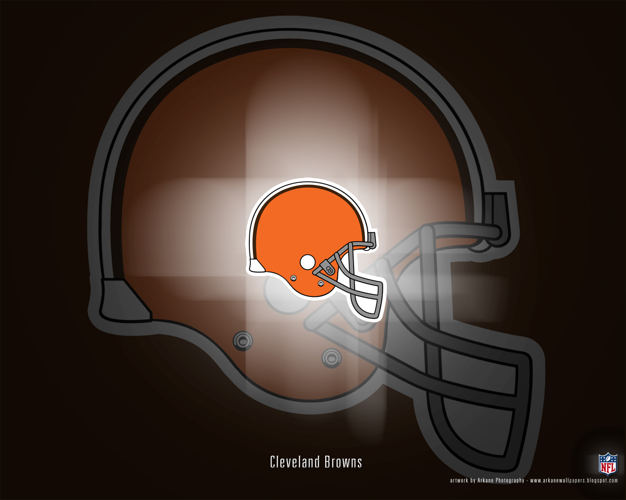 Arkane Nfl Wallpapers Cleveland Browns Vol 1