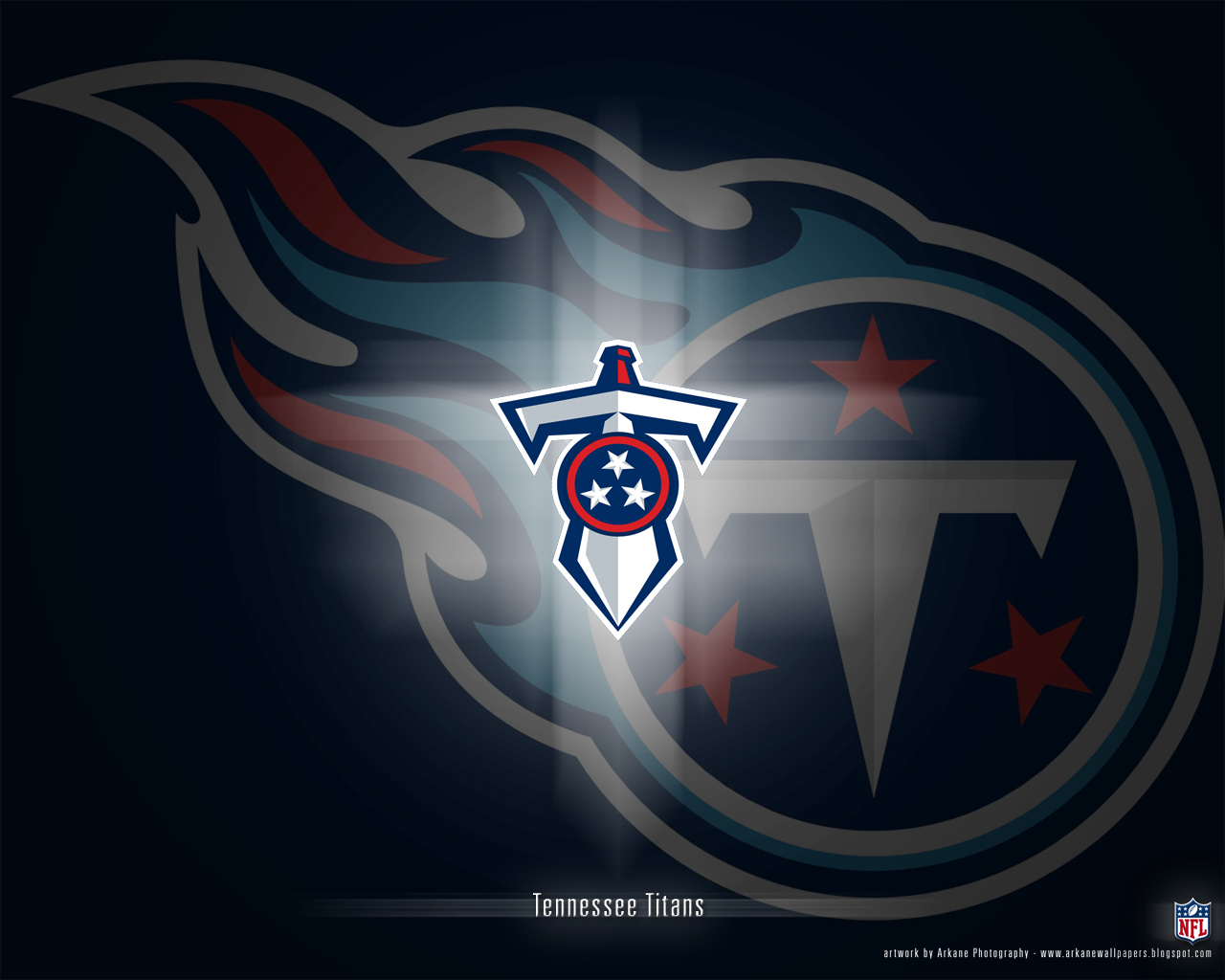 Arkane Nfl Wallpapers Tennessee Titans Vol 1