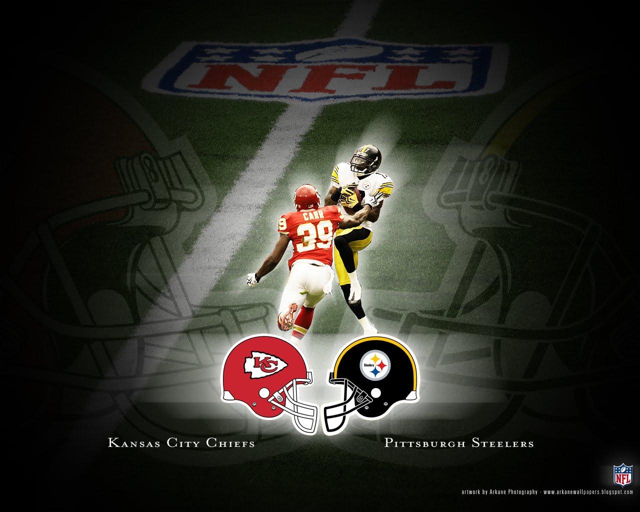 Arkane Nfl Wallpapers Battle 11 Chiefs Vs Steelers