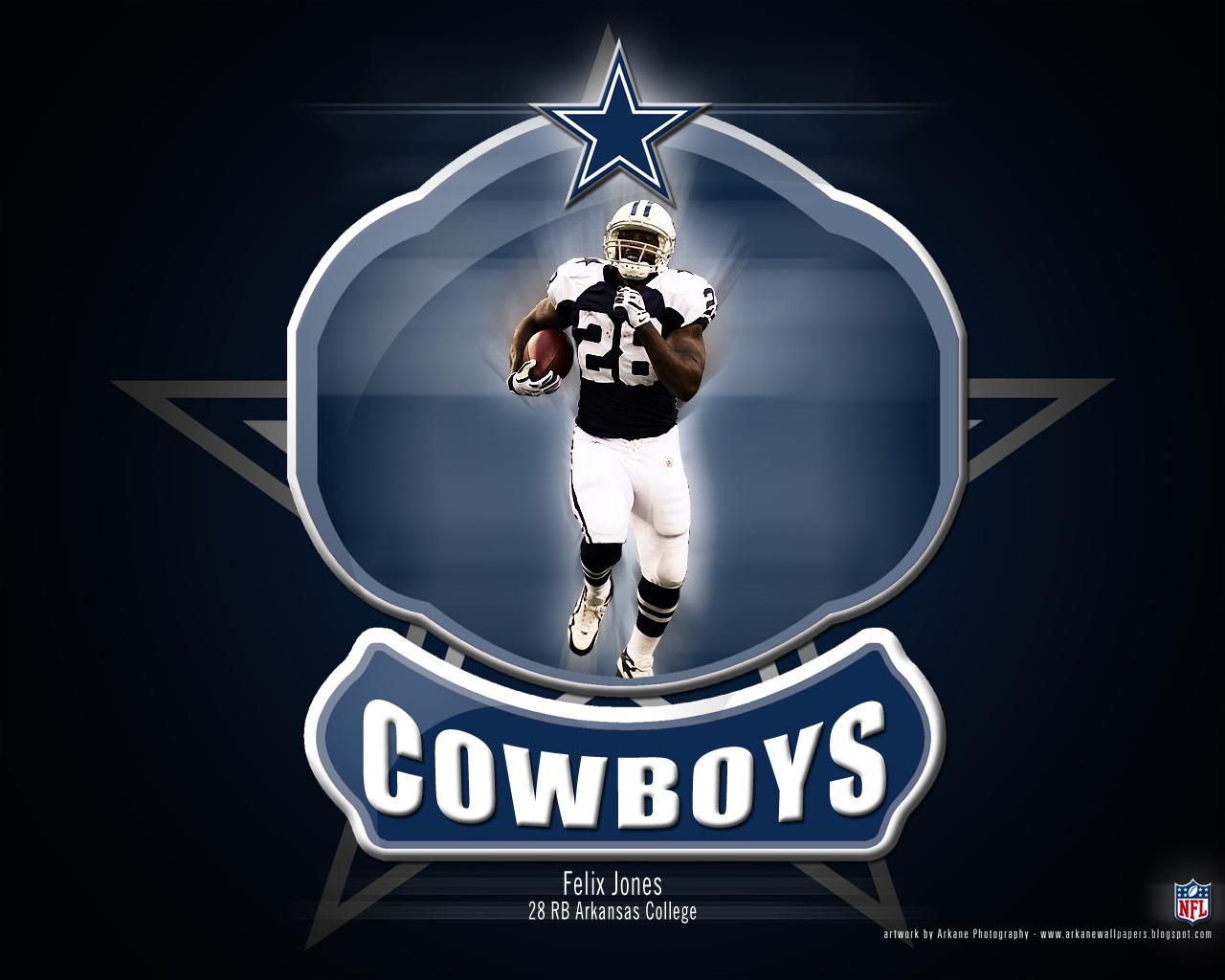Arkane Nfl Wallpapers Felix Jones Dallas Cowboys