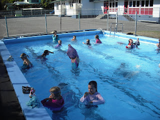 Room 2 Clifton Terrace School Nelson Swimming In Clothes