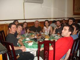 2007 Julho - Jantar de fim de ano lectivo