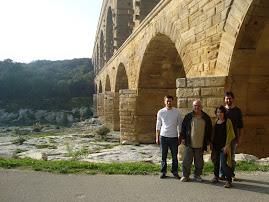 2009 Abril - França - Pont du Gard