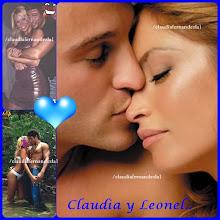 Claudia y Leonel....