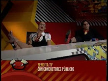 BENDITA TV  (2) - CONDUCTORES PÚBLICOS