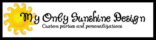 My Only Sunshine Design