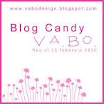 Blog candy di...Va.Bo.