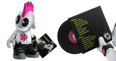 Kidpunk by Kid Robot-Dead Kennedys