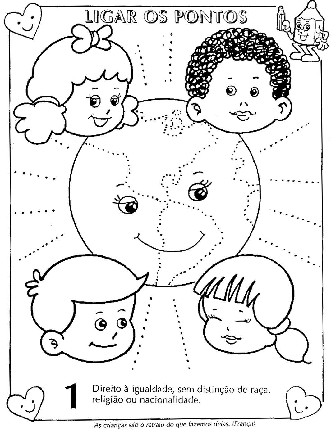 Atelie Doce Magia Em Ensinar Eca Direitos Da Criança Projeto