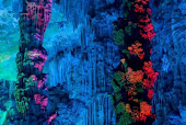"""Reed Flute Cave, China"""