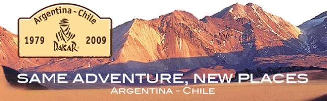 Dakar 2009 Argentina-Chile