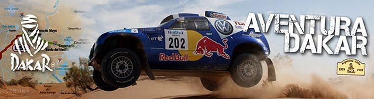 Aventura Dakar