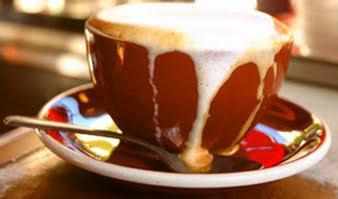 caffe trieste cappuccino