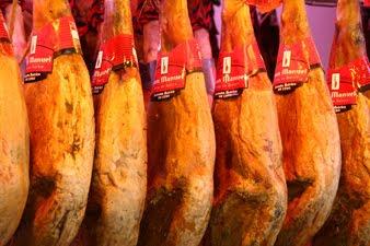 jamòn iberico de bellota