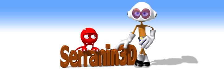 Serranín 3D