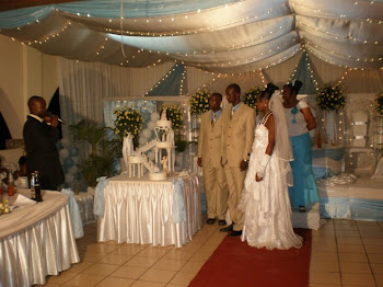 ANGEL AND JAME'S WEDDING