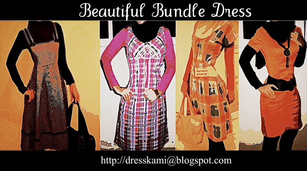 Beautiful Bundle Dress