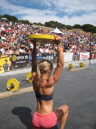 Crossfit Women Hot