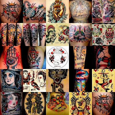 collage de tatuajes para elegir